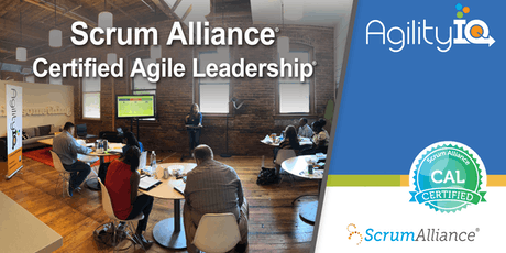 Certified Agile Leadership Training (CAL) tickets