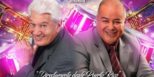 Cheo Andújar & Adalberto Santiago En Concierto