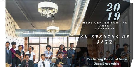 """HEAL CENTER FOR THE ARTS PRESENTS """"AN EVENING OF JAZZ""""  tickets"""