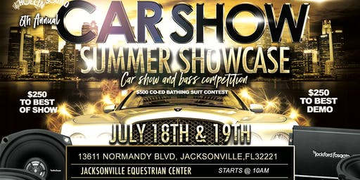 6th Annual Summer Showcase