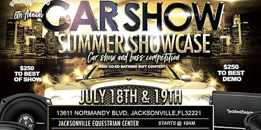 6th Annual Summer Showcase