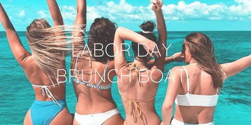 Labor Day Brunch & Booze Cruise