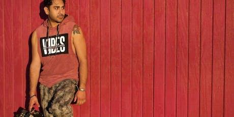 Ruben Moreno & Zydeco Re-Evolution ~ Launches RCZN's fall series tickets