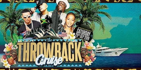 The Throwback Cruise  tickets