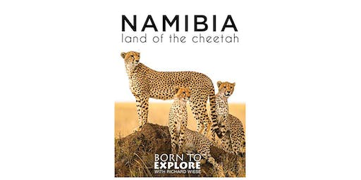 Namibia Land of the Cheetah - Special Screening