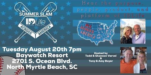 Summer Slam - Myrtle Beach