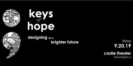 Keys of Hope: Designing for a Brighter Future tickets