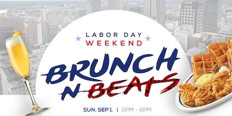 Brunch N Beats | Labor Day Weekend | Afrobeats • Reggae & More tickets