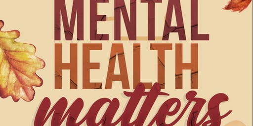 Mental Health Matters: A Fall Festival in honor of Jamauriya