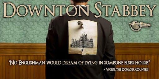 Downton Abbey Murder Mystery Show