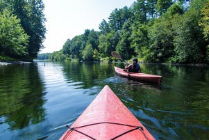 Kayak and Wine Day Trip from NYC: Roundtrip Bus and Lunch