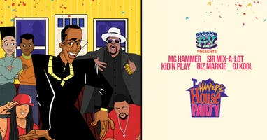 """MC Hammer's House Party"""