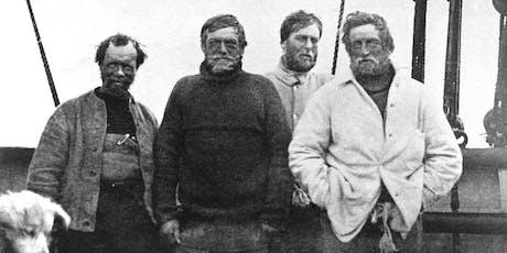 Sir Ernest Shackleton - The Man & The Myths tickets