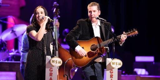 Darin & Brooke Aldridge live at Gloria's