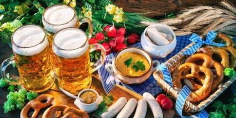 Oktoberfest: Bier Schmankerl & Gaudi (Bier-Tasting) Tickets