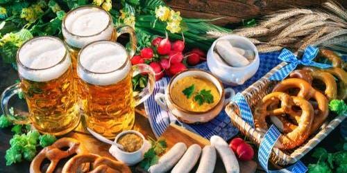 Oktoberfest: Bier Schmankerl & Gaudi (Bier-Tasting)