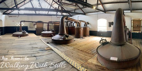 Walking With Stills - Rum Masterclass tickets
