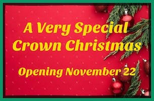 A VERY SPECIAL CROWN CHRISTMAS