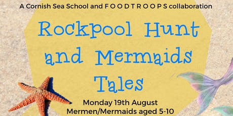 Rockpool hunt and Mermaids Tales (Morning workshop) tickets