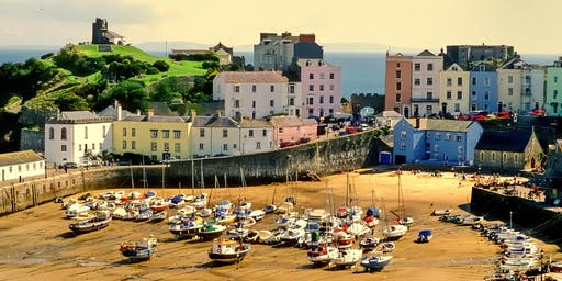 Coach Trip to Tenby