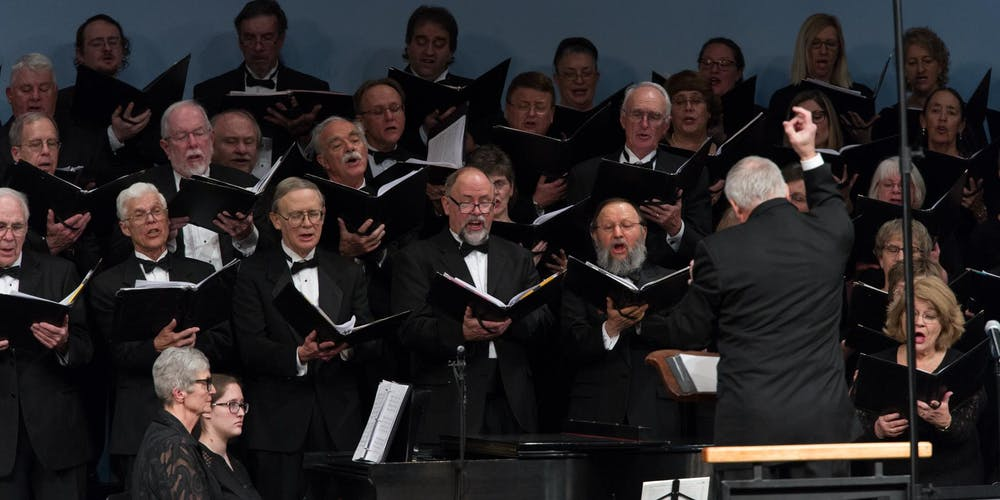 Sing Celtic Music with the Longmont Chorale! Tickets, Mon, Aug 26