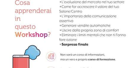 Salone Vincente 1.0 biglietti