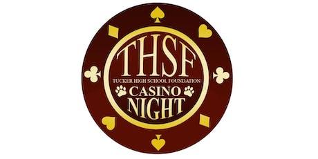 Tucker High School Foundation Casino Night tickets