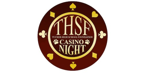 Tucker High School Foundation Casino Night