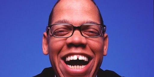 AGT Comedian Greg Morton