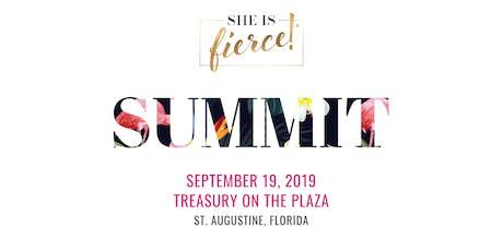 She Is Fierce! Summit 2019 tickets