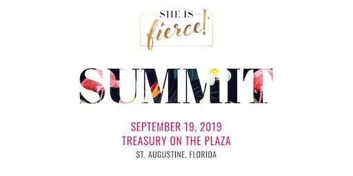She Is Fierce! Summit 2019