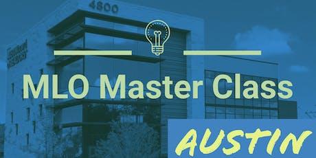 MLO Master Class Austin tickets