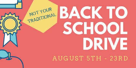 Silver Spring Cares Back To School Supply Packing Party! tickets
