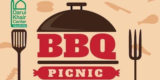 DKC BBQ + Picnic