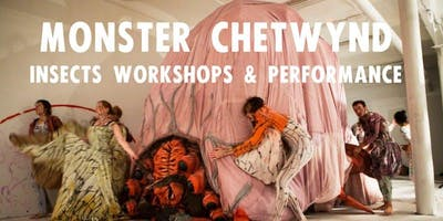 Insects: Public Performance led by Monster Chetwyn