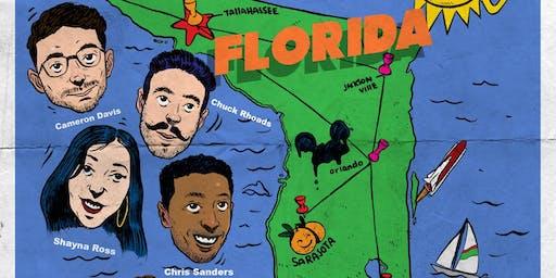 Unfamous In Florida Comedy Tour: Pensacola