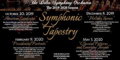 Delta Symphony Orchestra Season Tickets