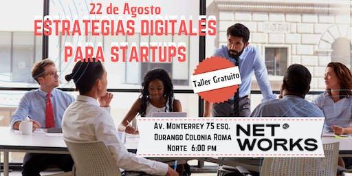 Estrategias Digitales para Startups