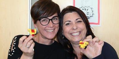 Puerto Rico: Certificación LEGO® SERIOUS PLAY® en Equipos y Grupos