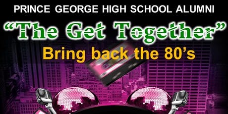 THE GET TOGETHER - PGHS 40 & OVER ALUMNI tickets