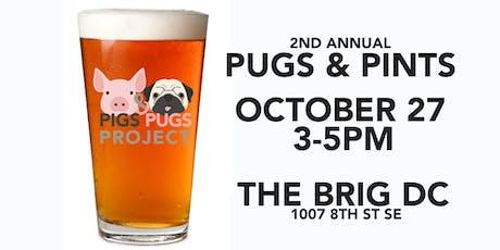 Pugs & Pints tickets