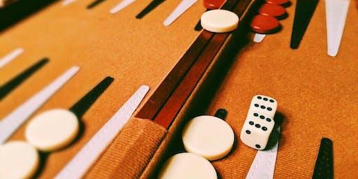 BYOB Backgammon & Game Night