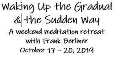 Frank Berliner Meditation Retreat tickets