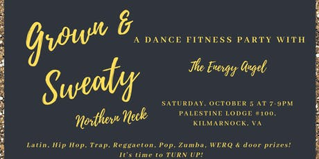 Grown and Sweaty Dance Fitness Party tickets