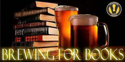 Brewing for Books