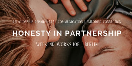 HONESTY FOR COUPLES - Weekend Workshop Tickets