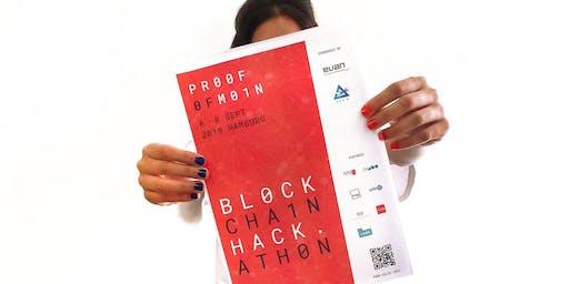 Proof of Moin Blockchain Hackathon in Hamburg