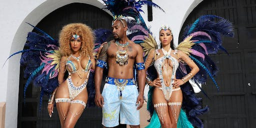 The Luxe Carnival Experience- Carnival Glam