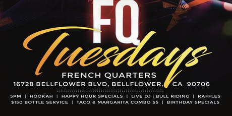 FQ Taco Tuesday's  tickets