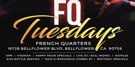 FQ Taco Tuesday's  tickets